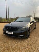 Mercedes c350 cdi sport (low mileage)