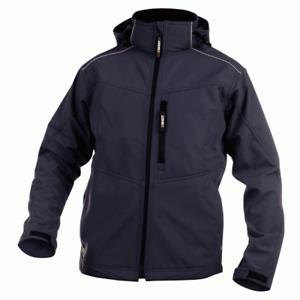 DASSY Tavira 300304 Waterproof Breathable Softshell Jacket - Navy Blue