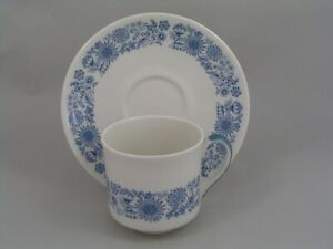 ROYAL DOULTON CRANBOURNE CUP AND SAUCER.