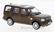 Land Rover Discovery 4 2010  metallic-braun - 1:43 Whitebox WB269  >>NEW<<