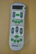 TEMPUR-PEDIC Tempur-Ergo Remote Control