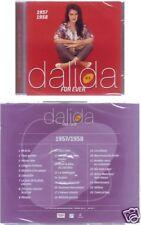 "DALIDA ""For Ever N°2 1957/1958"" (CD) 2006 NEW / NEUF"