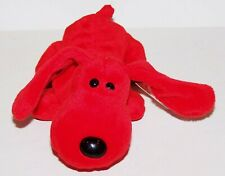 ULTRA RARE TY BEANIE BABY ROVER THE RED DOG WITH MULTIPLE ERRORS STYLE 4101