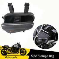 Motorcycle Frame Tool Organizer Storage Bag For BMW R1200GS F800GS F650GS 13-17