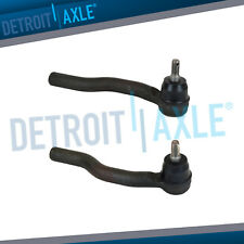 Front Outer Tie Rod Pair for 2007 2008 2009 2010 2011 2012 Mazda CX-7 CX-9