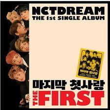 NCT DREAM-THE FIRST 1st Mini Album CD,Photo Book,Card SEALED
