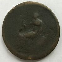 1806 or 1807 GREAT BRITAIN HALF PENNY! 2 YEAR TYPE!!!!!!