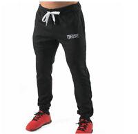 New MEN FASHION GYM Men's Cotton Trousers Sweatpants Casual Workout Sports Pants