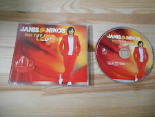 CD Schlager Janis Nikos - So ist das Leben (2 Song) MCD ARTISTS & ACTS