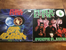 Public Enemy [2 LP Vinyl] Apocalypse 91 ..Strikes Black + Fear of a Black Planet