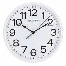 Hometime Plastic Contemporary Wall Clocks