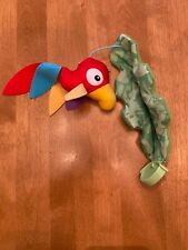 Fisher Price Jumperoo Rainforest Parrot Hanging Bird Replacement Part Jumper