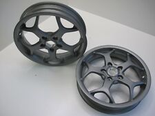 vespa gt gts gtv mp3 125 200 250 300 wheel wheels front rear both rim rims alloy
