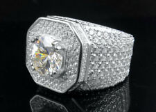 Joyería de plata de ley no aplicable diamante
