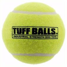 PetSport Tuff Tennis Ball Bulk Dog Toy Industrial-Strength Non-Toxic 2.5 inch