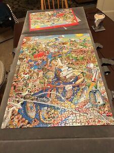heye jigsaw puzzles 1500 History River
