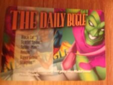 Marvel Overpower Monumental The Daily Bugle Location Card NrMint-Mint Card