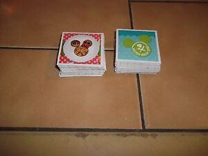 Rewe Disney Mein Mitmachbuch 180 verschiedene Sticker Komplett Sehr gut erhalten