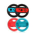 2 Pcs Left and Right Steering Wheel Controller Handle Holder Grip For NS Switch