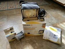 Medela Pump-In-Style Advanced Double Breastpump w/ Power Supply, Battery Pack