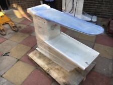 Silc Commercial Industrial steam Vacuum Ironing Iron Table