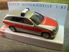 1/87 Busch MB E-Klasse Notarzt 49451