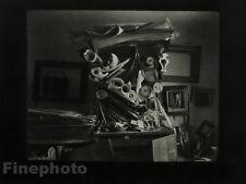 1969 JOSEF SUDEK Vintage Czech Photo Gravure ~ LABYRINTHS Studio Still Life Art