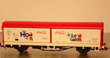 Marklin- Lemke  HO:  LC 21042  Christmas car *Coca Cola*