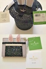 Brand New Kate Spade 2016 collection Rabbit in top hat, make magic + Coin Purse