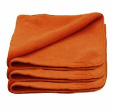 Set of 3 Quicksorb Ultra Compact Absorbent and Fast Drying Hand Towel (orange)