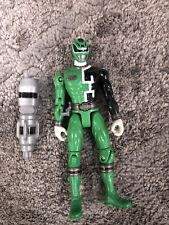 Power Rangers SPD Green Light Patrol Ranger (Missing Weapon)