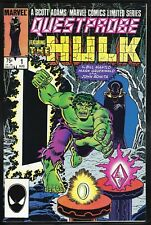 Questprobe 1 NM+ 9.6 Hulk Uncertified Marvel 1984 FREE SHIP