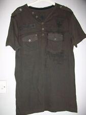 Dark Charcoal T Shirt Size M