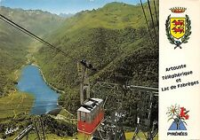 BF1712 artouste le telepherique et le lac de fabreges    France