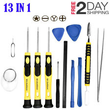 Repair Opening Tools Screwdriver Kit Set To Open For iPhone 4 5 6 7 8 Plus