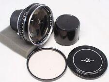 Very good++  Bronica 50mm F/3.5 Nikon Nikkor-H MF Lens Made In JAPAN