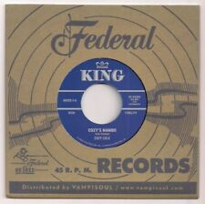 B.B. King R&B/Soul 45RPM Speed Music Records