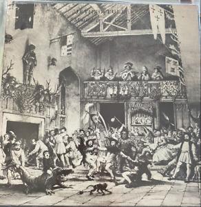 JETHRO TULL  LP Minstrel In The Gallery 1975  Chrysalis  vinyl