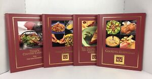 4 Cooking Club of America.Cookbooks, Country, Pasta, Treats, Cooking Essentials