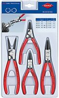 Set of 4 Circlip Pliers Knipex 00 20 03 V02