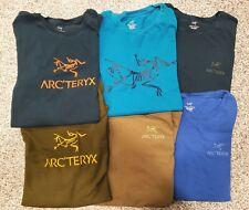 Arc'teryx MEN'S XL T-SHIRTS, 6 PACK!