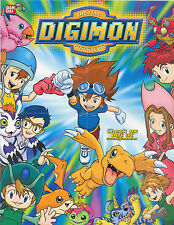 DIGIMON DIGITAL MONSTERS SER. 2 1997 BANDAI PROMOTIONAL BOX TOPPER POSTER