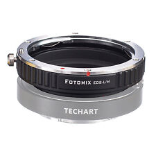 EOS-L/M Adapter Ring for Canon EF Lens to Leica M M9 M7 M6 M5 & TECHART LM-EA 7