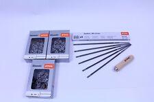 STIHL 6 x Kettenfeile Rundfeile Feilenheft  3,2; 4,0; 4,8; 5,2; 5,5 mm Feile