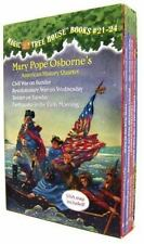 Magic Tree House Volumes 21-24 Boxed Set: American History Quartet: By Mary P...