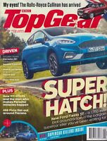 BBC Top Gear June 2018 Super Hatch! Rolls-Royce Cullinan