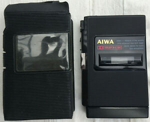 Walkman Aiwa HS-PC202 - Good condition - Works (tested)