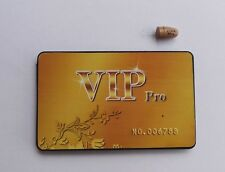 EDIMAEG  VIP Pro GSM Card Box with spy Nano earpiece Wireless Earphone full sets