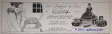 PUBLICITE CORDAY PARFUM POUPEE BLANCHETTE PORCELAINE RENE VINCENT DE 1926 AD PUB