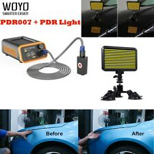 WOYO PDR007 Outil de réparation de dent sans peinture avec LED PDR Light
